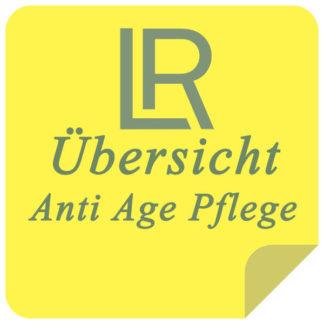 LR Anti Age Pflege Übersicht