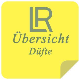 LR Düfte Übersicht