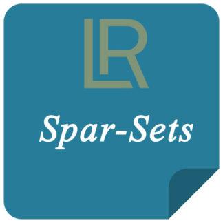 Spar-Sets
